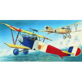 SMER Nieuport 11/16 Bebe 1/48