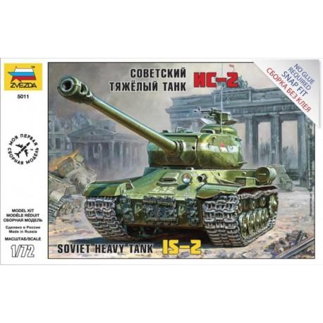 Zvezda IS-2 Stalin