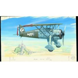 SMER Morane Saulnier MS 225 1/72