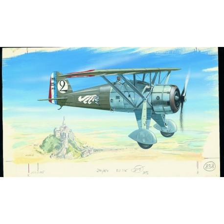 SMER Morane Saulnier MS 225