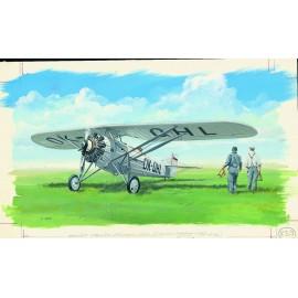 SMER Morane Saulnier MS 230 1/72