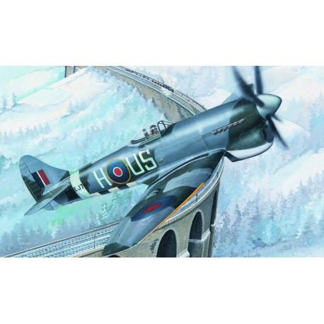 SMER Hawker Tempest MK.V
