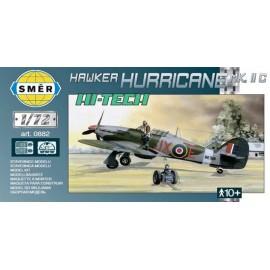 SMER Hawker Hurricane MK.IIC Photo Etched 1/72