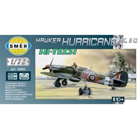 SMER Hawker Hurricane MK.IIC Photo Etched