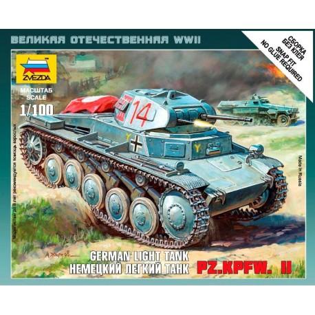 Zvezda German Panzer II