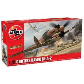 Airfix 1/72 Curtis P-40B Tomahawk