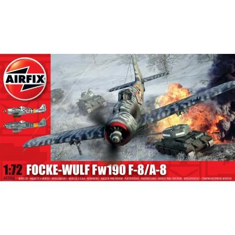 Airfix Focke Wulf A8/F8