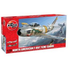 Airfix 1/72 North American F-86F Sabre