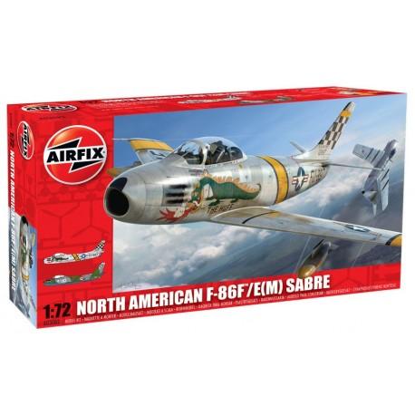Airfix North American F-86F Sabre