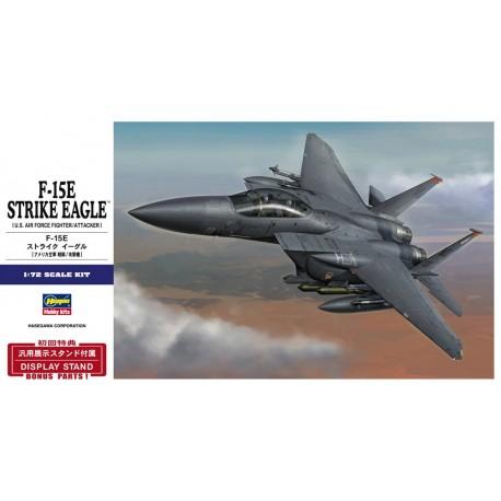 Hasegawa F - 15E STRIKE EAGLE