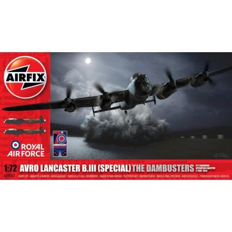 Airfix Avro Lancaster Dambusters