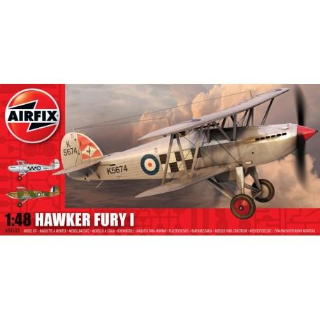 Airfix Hawker Fury