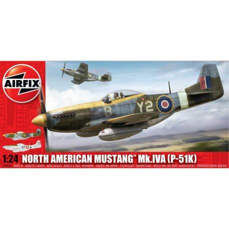 Airfix North American Mustang P-51K/RF Mustang