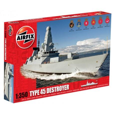 Airfix Type 45 Destroyer