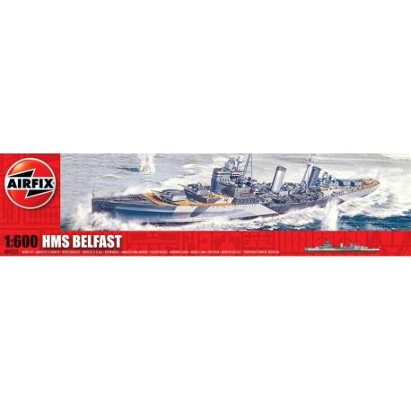 Airfix HMS Belfast
