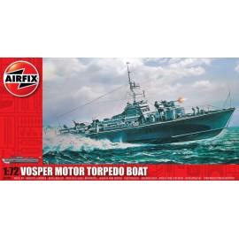 Airfix 1/72 Vosper Motor Torpedo Boat - Series 5