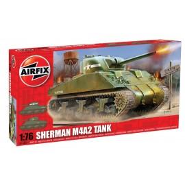 Airfix 1/76 Sherman M4 MkI Tank