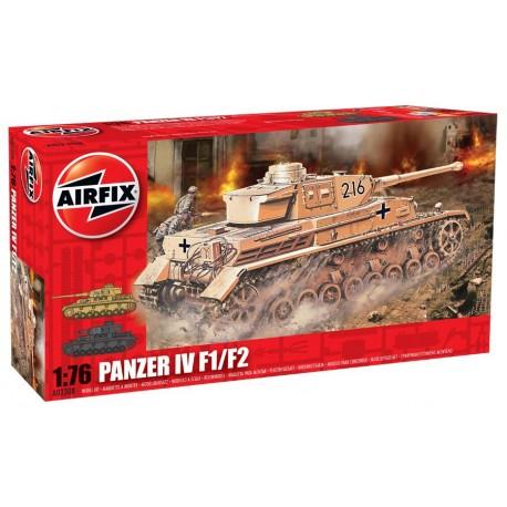 Airfix Panzer IV Tank