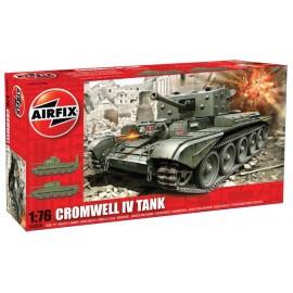 Airfix 1/76 Cromwell Mk.IV Cruiser Tank