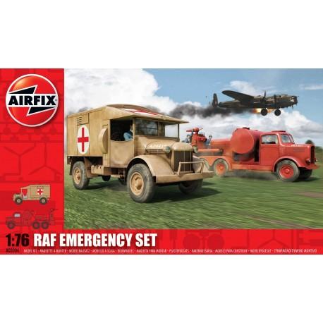 Airfix RAF Emergency Set: Ambulance, AEC Matador
