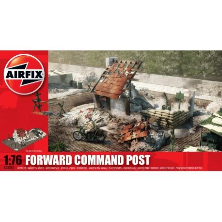 Airfix Forward Command Post