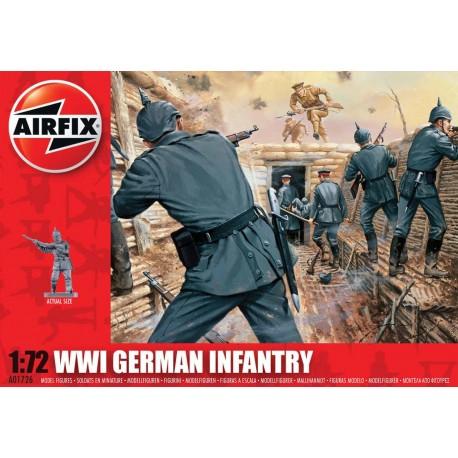 Airfix WWI German Infantry