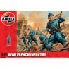 Airfix WWI French Infantry