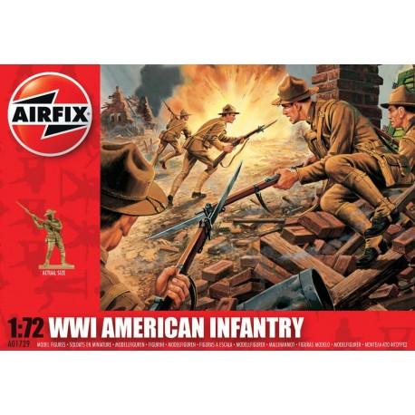 Airfix WWI US Infantry