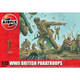 Airfix 1/72 WWII British Paratroops