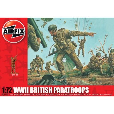 Airfix WWII British Paratroops