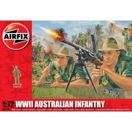 Airfix 1/72 WWII Australian Infantry