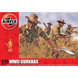 Airfix 1/72 WWII Gurkas