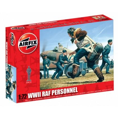 Airfix RAF Personnel