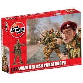 Airfix 1/32 WWII British Paratroops