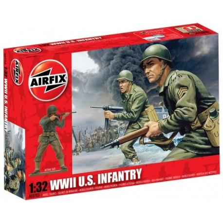 Airfix WWII US Infantry