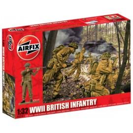 Airfix 1/32 WWII British Infantry