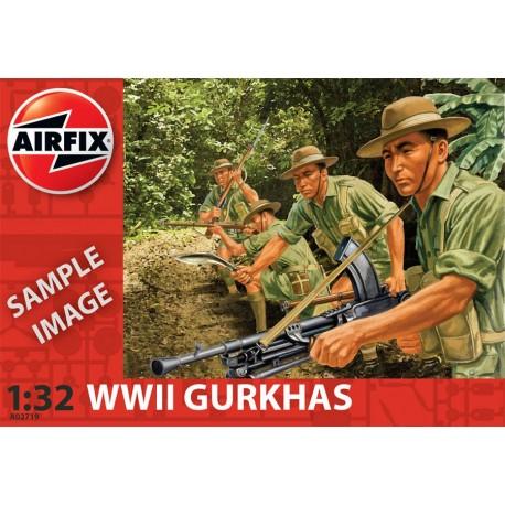 Airfix WWII Gurkas