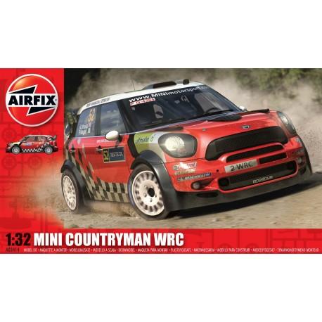 Airfix Mini Countryman WRC