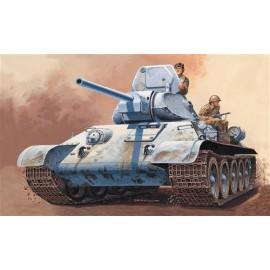 Italeri 1/72 T 34/76 Russian Tank