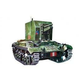 Italeri 1/72 Bishop Mk.I S.P. Gun