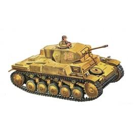 Italeri 1/72 Pz.Kpfw. II Ausf. F
