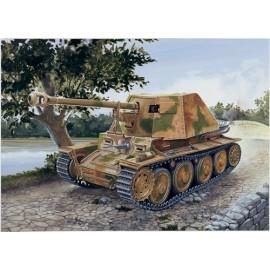 Italeri 1/72 Sd.Kfz. 139 Panzerjager Marder III Ausf.
