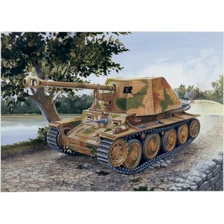 Italeri Sd.Kfz. 139 Panzerjager Marder III Ausf.