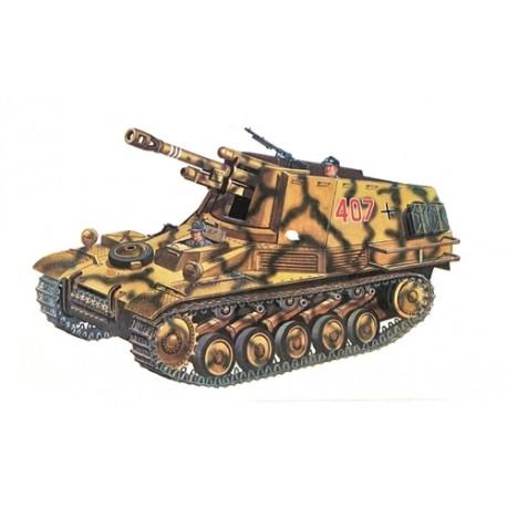 Italeri Sd.Kfz.124 Wespe 10.5 Cm. Leichte Felhaubitze