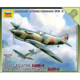 Zvezda 1/144 Soviet Fighter Lagg-3