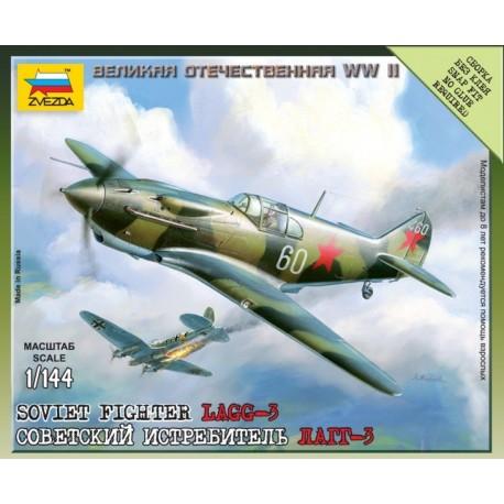 Zvezda Soviet Fighter LaGG-3