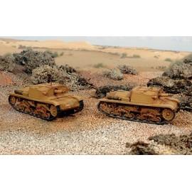 Italeri 1/72 Semovente M40 Da 75/18