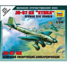 Zvezda 1/144 Junkers Ju-87 Stuka