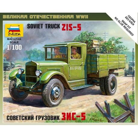 Zvezda Soviet Truck ZIS-5