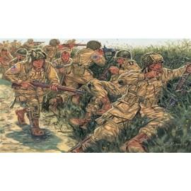 Italeri 1/72 WWII-Us Paratroopers